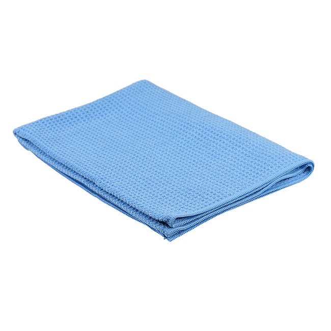 Power Threads� Waffle Weave Drying Towel